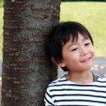 健斗君、四歳