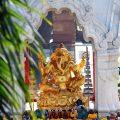 願いを叶えるバンコクのパワースポット 黄金の三角地帯