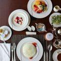 ザ・ペニンシュラ東京で朝食を ザ・ペニンシュラスパブレックファストの朝