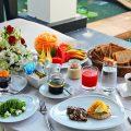 2017年3月バンヤンツリー・プーケット滞在 スパ・サンクチュアリーで朝食を