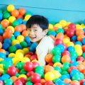 健斗君、6歳